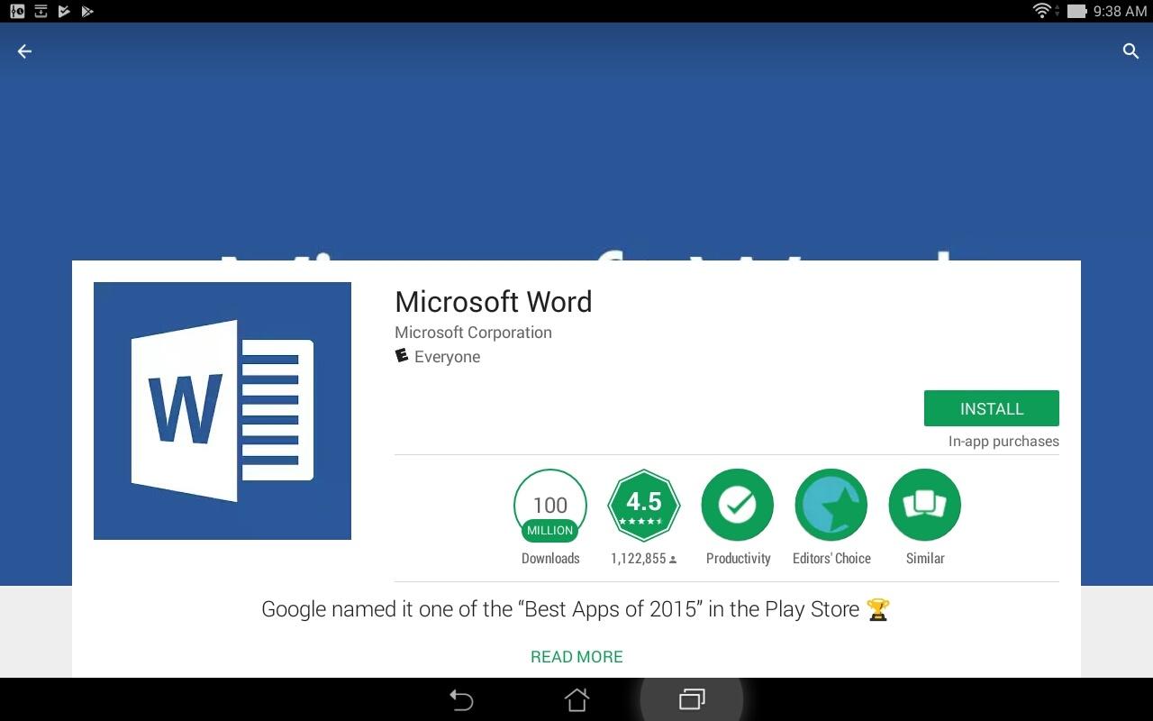 Office 365 student advantage uwf public knowledge base uwf microsoft word app buycottarizona Choice Image