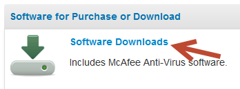 software downloads link