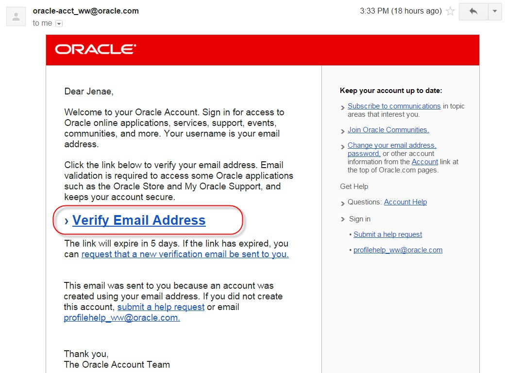 oracle support questions Oracle support delivers various seminars on when you have questions about oracle e-business suite -chris warticki twittering @cwarticki join one of.