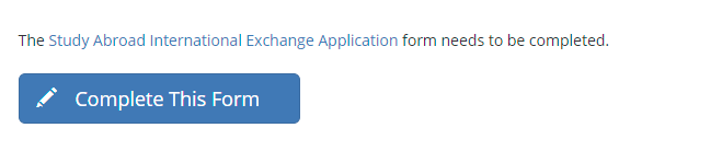 Complete the form button